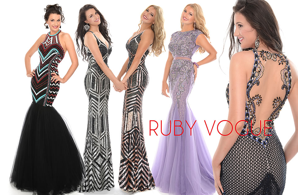 Ruby Vogue By Precious Formals Prom Dresses Glamorous Gowns And